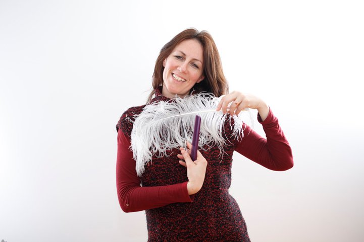 Christina Birrer: Naturcoiffure mit Stil/Licht und Farbtherapie Praxis