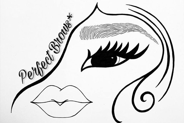 PerfectBrows* and Lashes